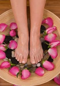 Herbal Foot Soak