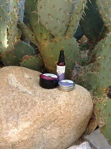 Colorado Aromatics holds up to the Arizona climate.