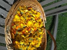 Calendula Basket