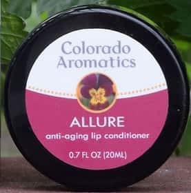 Allure Anti-Aging Lip Conditioner | Colorado Aromatics
