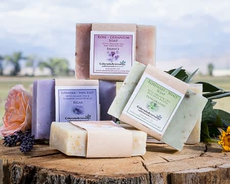 Colorado Aromatics bar soap