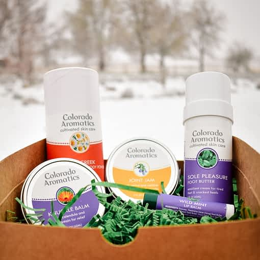 Hiker's Relief Gift Set