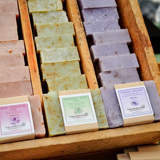 2 for 24 handcrafted soap