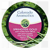 Skin care products made in Colorado